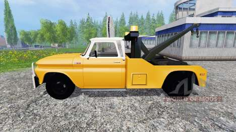 Chevrolet C10 Trailers для Farming Simulator 2015