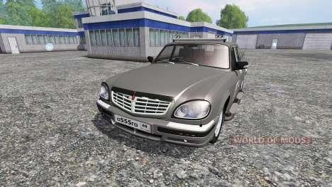 ГАЗ-3111 Волга для Farming Simulator 2015
