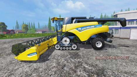 New Holland CR 9090 [SmarTrax] для Farming Simulator 2015