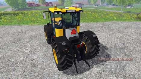 JCB 4220 v1.1 для Farming Simulator 2015