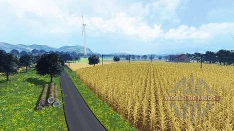 Лангенфельд для Farming Simulator 2015