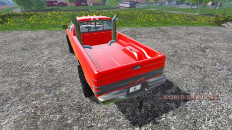 Dodge Ram 2500 2001 для Farming Simulator 2015