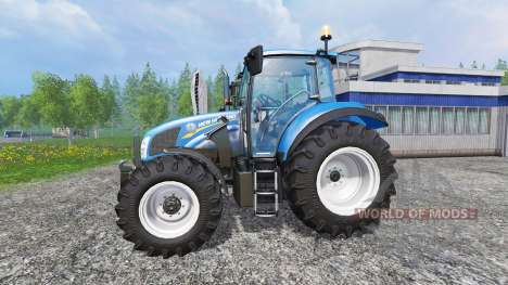 New Holland T5.95 [pack] для Farming Simulator 2015