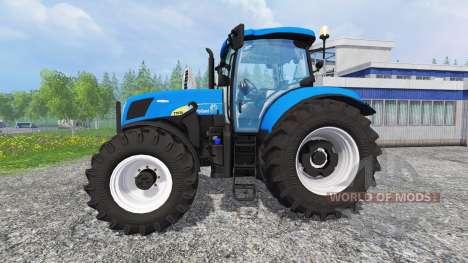 New Holland T7030 [final] для Farming Simulator 2015