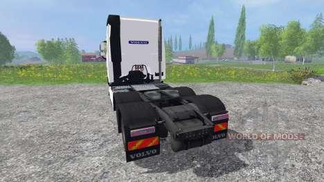 Volvo FH16 2012 [uneal] для Farming Simulator 2015