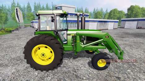 John Deere 4455 для Farming Simulator 2015