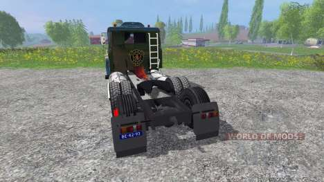 Scania 111 для Farming Simulator 2015