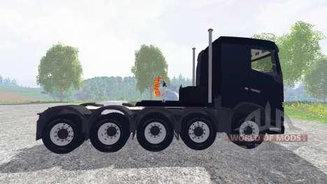 Volvo FH10x4 для Farming Simulator 2015