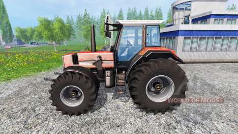 Deutz-Fahr AgroAllis 6.93 v2.0 для Farming Simulator 2015