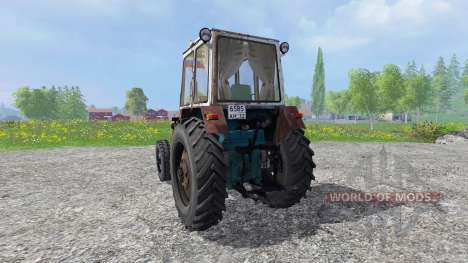 ЮМЗ-6 для Farming Simulator 2015
