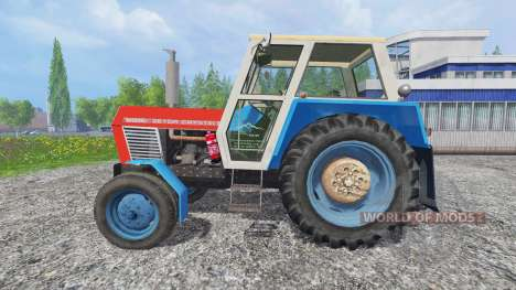 Zetor 8011 для Farming Simulator 2015