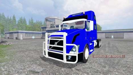 Volvo VNL 780 для Farming Simulator 2015