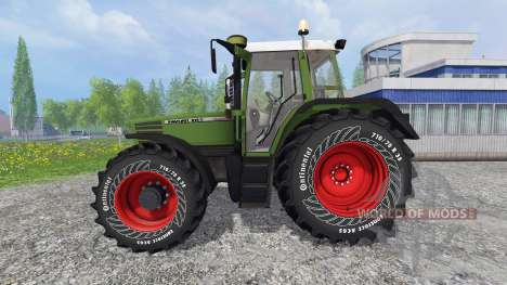 Fendt Favorit 515C v0.9 для Farming Simulator 2015