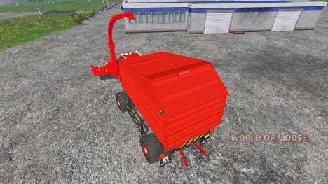 XT 2268 [fronthachsler] для Farming Simulator 2015