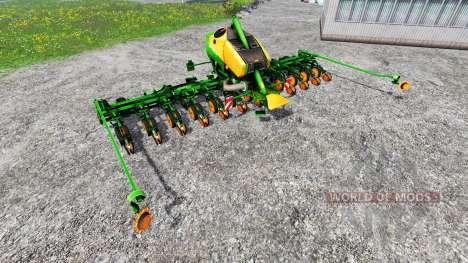 Amazone EDX 9000 для Farming Simulator 2015