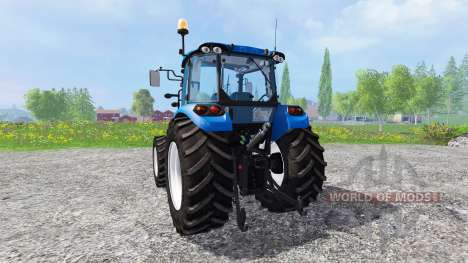 New Holland T4.75 v2.0 для Farming Simulator 2015