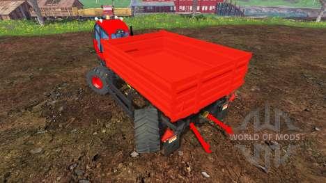 XT 2268 v2.0 для Farming Simulator 2015