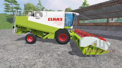 CLAAS Lexion 480 для Farming Simulator 2015