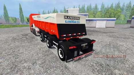 Iveco Stralis 560 для Farming Simulator 2015