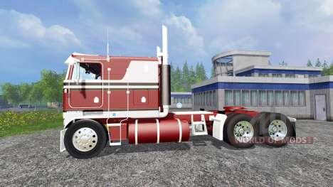 Kenworth K100 для Farming Simulator 2015