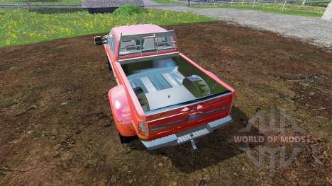 Ford F-450 v9.0 для Farming Simulator 2015