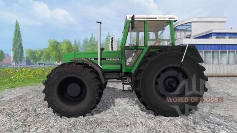 Fendt 612 LSA для Farming Simulator 2015