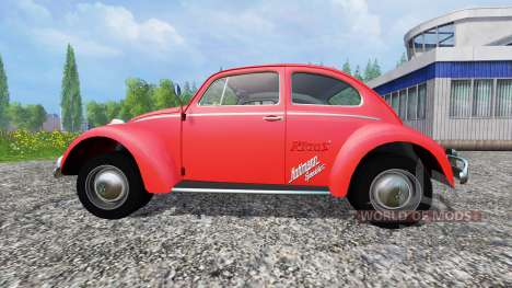 Volkswagen Beetle 1966 v1.2 для Farming Simulator 2015