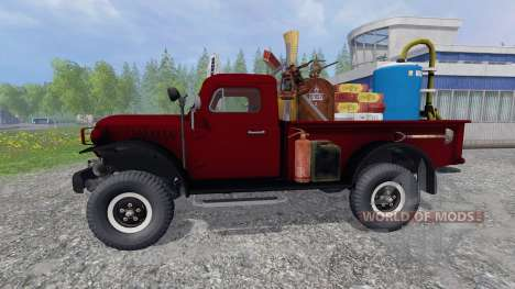 Dodge Power Wagon WM-300 [service] для Farming Simulator 2015