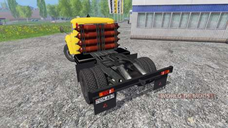 ЗиЛ-130В1 для Farming Simulator 2015