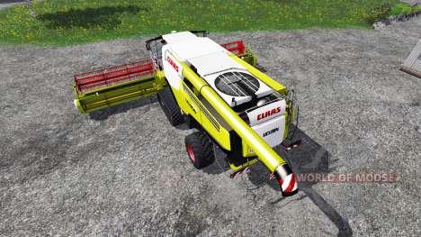 CLAAS Lexion 780TT [multifruit] v3.0 для Farming Simulator 2015