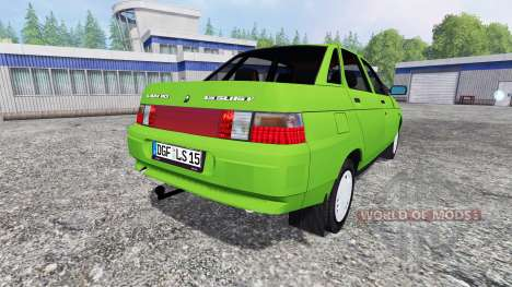 ВАЗ-2110 (Lada 110) для Farming Simulator 2015