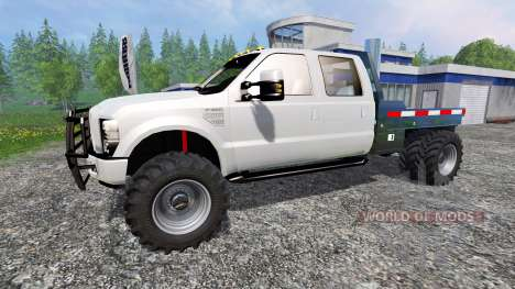 Ford F-350 [dually] для Farming Simulator 2015