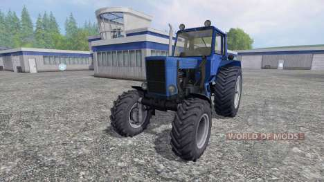 МТЗ-82 Турбо v2.0 для Farming Simulator 2015