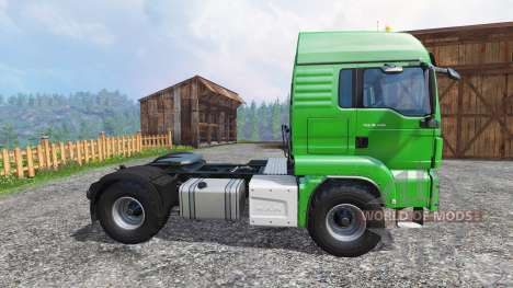 MAN TGS 18.440 [agricultural] для Farming Simulator 2015