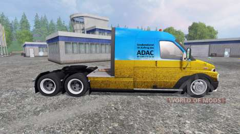 ГАЗ Ермак для Farming Simulator 2015