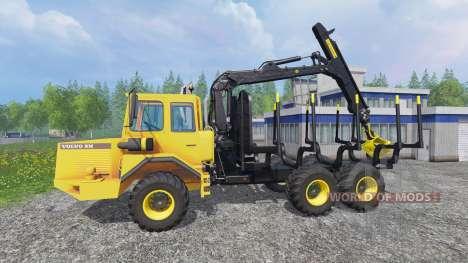 Volvo BM Forwarder для Farming Simulator 2015