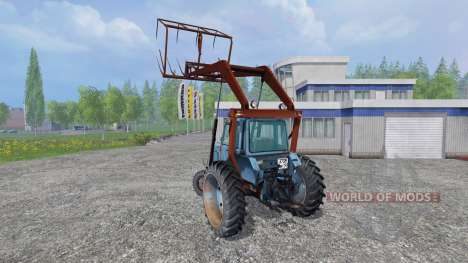 МТЗ-80Л для Farming Simulator 2015