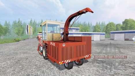 SPS 420 для Farming Simulator 2015
