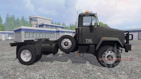 КрАЗ-5133 для Farming Simulator 2015