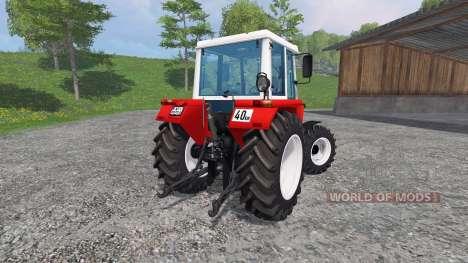 Steyr 8070A SK2 FL для Farming Simulator 2015