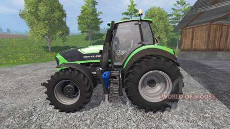 Deutz-Fahr 9340 TTV для Farming Simulator 2015