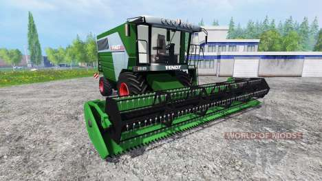 Fendt 8350 для Farming Simulator 2015