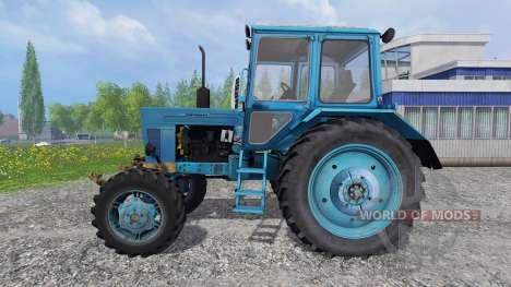 МТЗ-82 [UKR] для Farming Simulator 2015