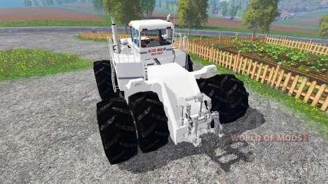Big Bud-747 v3.0 для Farming Simulator 2015
