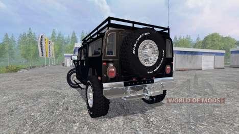 Hummer H1 [Terminator] для Farming Simulator 2015