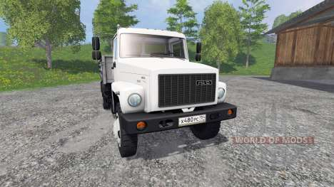 ГАЗ-35071 v3.0 для Farming Simulator 2015