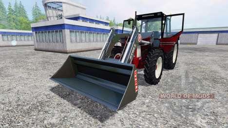 IHC 955A для Farming Simulator 2015