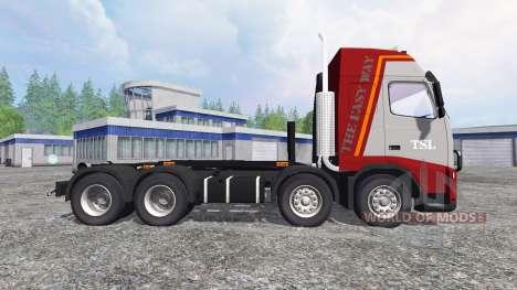Volvo FH12 HKL для Farming Simulator 2015