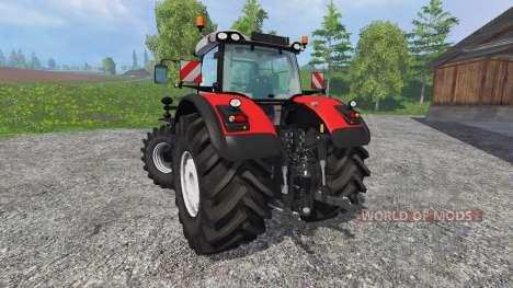 Massey Ferguson 8737 для Farming Simulator 2015