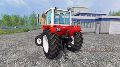 Steyr 8080H Turbo SK1 для Farming Simulator 2015